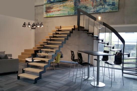 Notre Show-Room Escalier à Lyon !