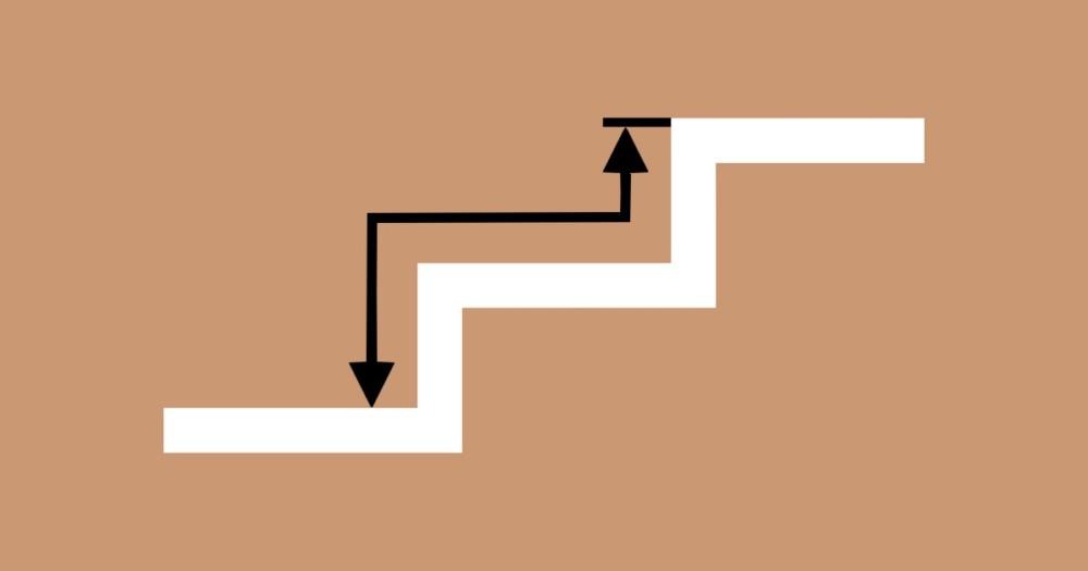 Quelles dimensions pour votre escalier ?