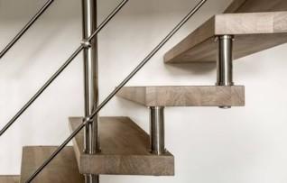 Le savoir-faire d'escaliéteur