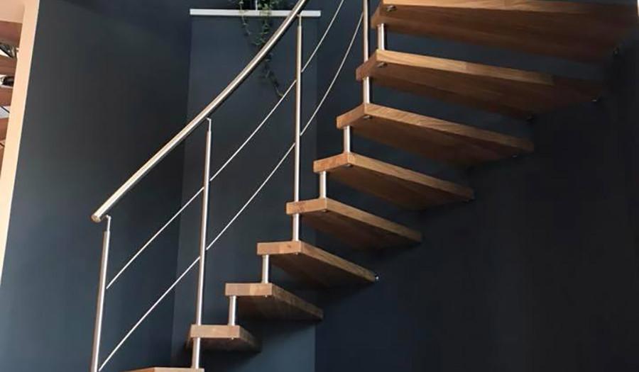 Quelle forme pour votre escalier ?