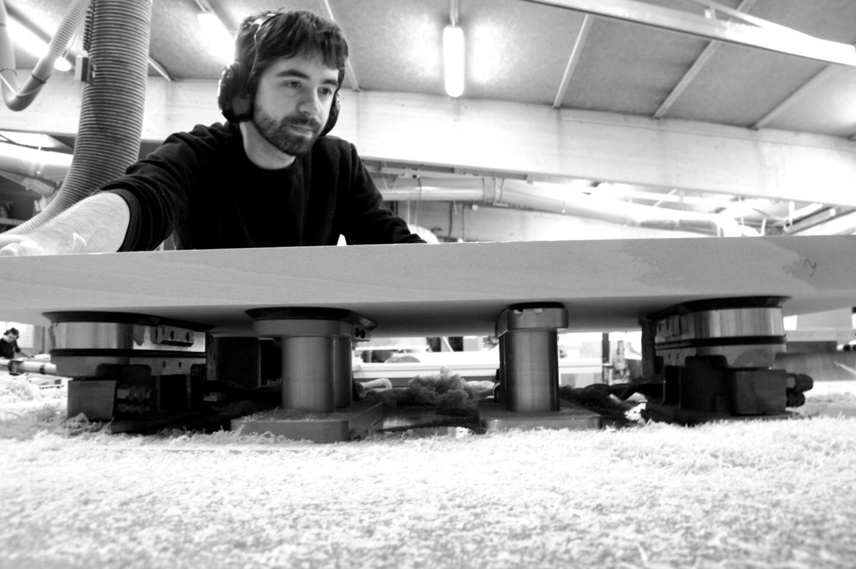 ascenso artisan menuiser créateur d'escaliers Annecy et Lyon