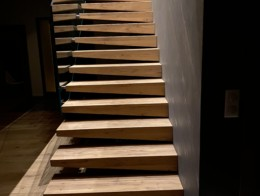 fabricant escalier bois métal